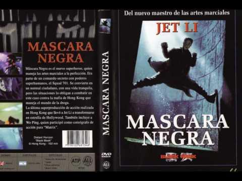 Mascara Negra / Black Mask (1996) Latino - M3GA