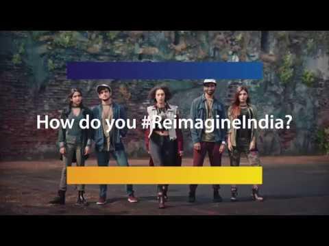 Visa-#ReimagineIndia