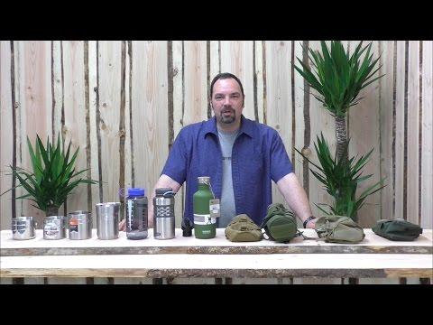 Becher / Trinkflaschen / Taschenkombinationen