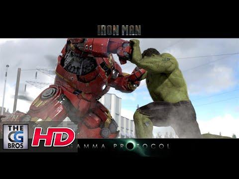 Iron Man Gamma Protocol TEASER 2 - HULK VS HULKBUSTER 2K TEASER
