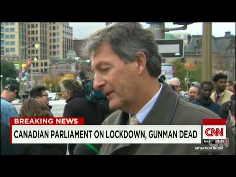 canada - Jim Sciutto reports on the Ottawa shooting on Canada's Parliament Hill and what we know about the attack.
