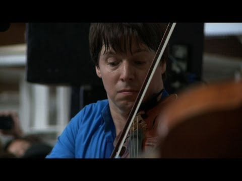 Joshua - A superstar of classical music might normally draw a huge crowd, but that wasn't the case when violin virtuoso Joshua Bell held an impromptu recital in a Metro station in 2007 -- largely...