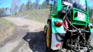 16 май 2017 ... Самодельный трактор. .... масляный датчик и трехходовой кран для мини nтрактора - Duration: 5:23. мини трактор 1973 1,628 views. New.