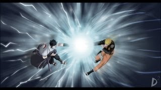 Naruto Shippuden: Naruto Vs Sasuke Full Fight 720P HD