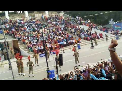 Video Bagha border hindustan.& Pakistan border download in MP3, 3GP, MP4, WEBM, AVI, FLV January 2017