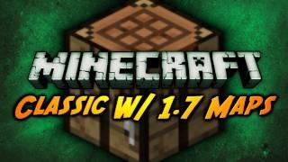 Minecraft: Creative Mode w/ Old 1.7&Survival Mode Maps! (Beta 1.8 Pre-Release)