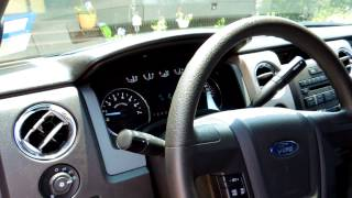 2012 Ford F150 XLT Quick Tour