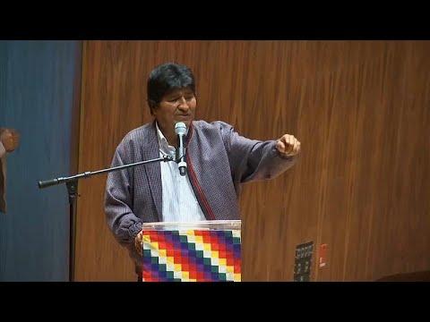 Bolivien: Justiz erlässt Haftbefehl gegen Morales