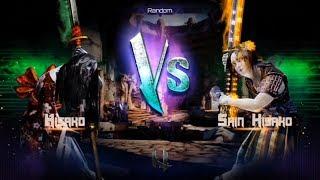 Killer Instinct - Fight 27 - Hisako(Holder) vs Shin Hisako(Challenger)
