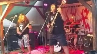 Video Sabathory - Day For My Love (live) [Kelímkáč Neznášov] Czech Bru