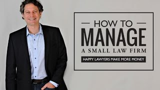Video Why your law firm needs a managing partner (and why it shouldn't be you). MP3, 3GP, MP4, WEBM, AVI, FLV Februari 2019