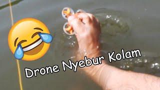 Video Drone Micin MDRI Favorit Gua Nyebur Di Kolam xD MP3, 3GP, MP4, WEBM, AVI, FLV Oktober 2018