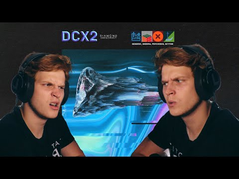 confusing myself with Diamond Construct - DCX2 EP for 1 minute and 10 seconds