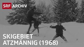 Skigebiet 1968<br />