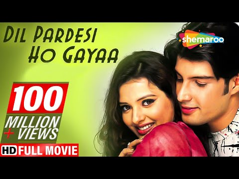 Dil Pardesi Ho Gaya {HD} - Kapil Jhaveri - Saloni Aswani - Romantic Hindi Movie-(With Eng Subtitles)