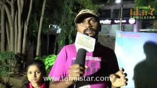 Moorthy Kannan at Saalai Oram Movie Team Interview