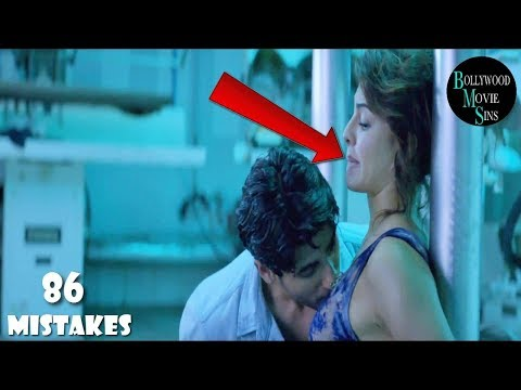 [EWW] A GENTLEMAN FULL MOVIE 2017 (86) MISTAKES FUNNY MISTAKES SIDHARTH MALHOT