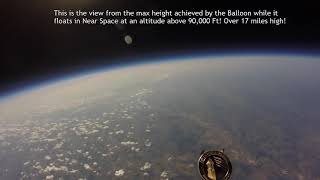 Video Balloon with GoPro to Near Space MP3, 3GP, MP4, WEBM, AVI, FLV September 2018