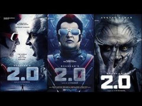 Robot 2.0 New Bollywood movie trailer 2017