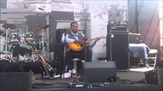 Blind Boy Paxton - Live @ 2014 Portland Blues Festival