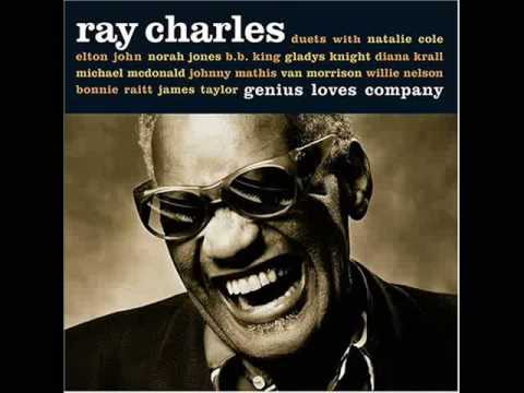 Ray Charles & Elton John - Sorry Seems to Be the Hardest Word (2004)
