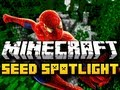 Minecraft Seed Spotlight #14 - THE AMAZING SPIDER-MAN! (HD)