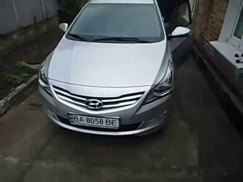 Hyundai accent снять заднее сиденье фотография