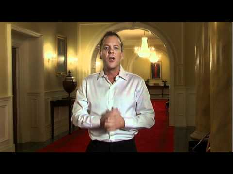 Kiefer Sutherland PSA on Global Warming