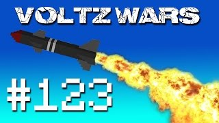 Minecraft Voltz Wars - Weapons of Mass Destruction! #123