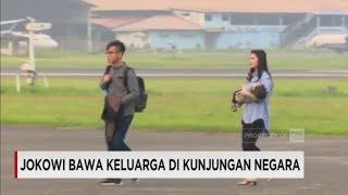 Video Viral di Medsos, Presiden Jokowi Bawa Keluarga saat Kunjungan ke Turki & Jerman MP3, 3GP, MP4, WEBM, AVI, FLV Oktober 2018