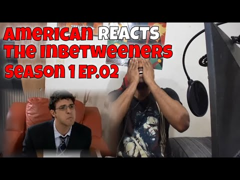 American Reacts To The Inbetweeners Season 1 Ep.02 | DaVinci REACTS