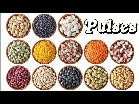 Pulses name | Pulses in english and legumes in hindi | Pulses name hindi | दालों की  नाम | Dal names