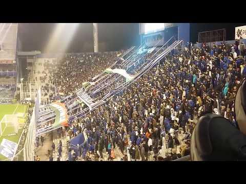 Hinchada Vélez vs Sarmiento   Goles y Jugadas   Torneo Argentino 2016/17   Fecha 28 - La Pandilla de Liniers - Vélez Sarsfield
