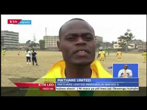 KTN Leo: Mathare United katika matayarisho, 27/9/2016