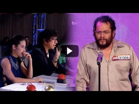 Video Vive En La Calle Y No Tiene Familia. Se Presento A Un Concurso De Talento Y Dejo Llorando Al Jurado download in MP3, 3GP, MP4, WEBM, AVI, FLV January 2017