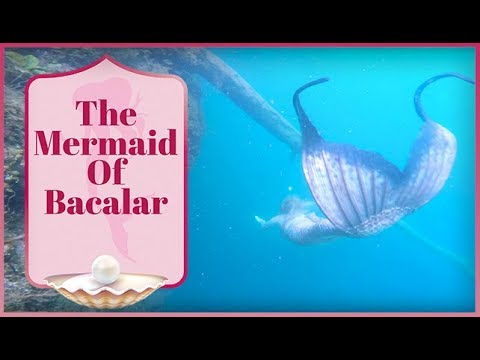 A Real Mermaid's Tale: The Mermaid Of Bacalar