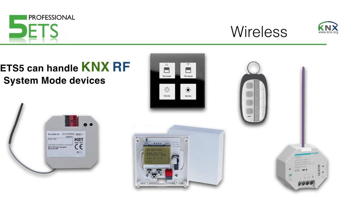 ETS5: Embedded, Smart, Wireless