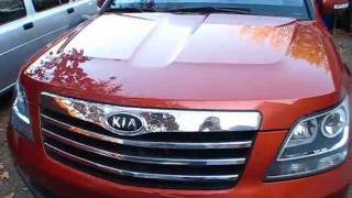 2009 KIA Borrego EX V6 Start Up, Exterior/ Interior Review