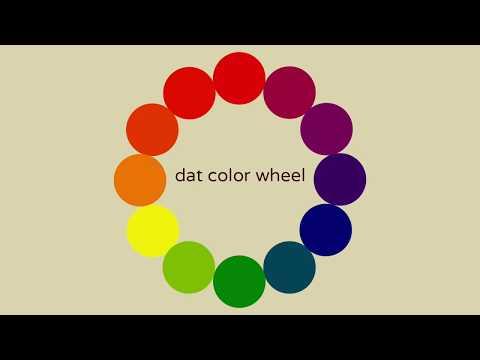 Basic Color theory _ Hướng dẫn pha màu cơ bản
