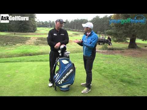 Darren Clarke Golf School