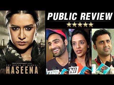 Haseena Parkar Movie PUBLIC REVIEW | Shraddha Kapo