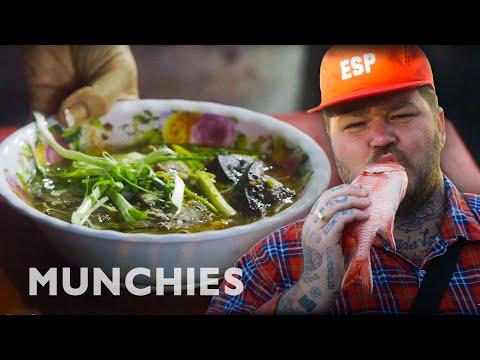 Matty Tastes Vietnam's Best Fish Sauce