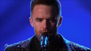 Video Gay Singer Brian Justin Crum VERY EMOTIONAL! Judge Cuts 3 | America's Got Talent 2016 | Ep. 10 MP3, 3GP, MP4, WEBM, AVI, FLV Agustus 2018