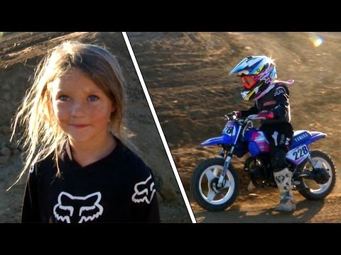 Video Cutest 5 Year Old Girl Go Back Riding After Crash download in MP3, 3GP, MP4, WEBM, AVI, FLV January 2017