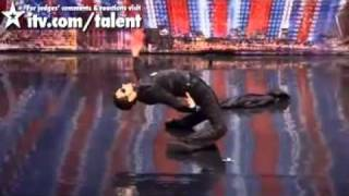 BAILA MATRIX EN TALENTO INGLES
