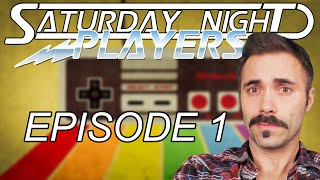 Saturday Night Players #1 - Capcom 5 vs Snk 2, Bomberman 5 - 16/02/16