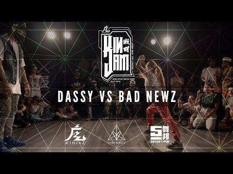 Dassy Vs Bad Newz [TOP 16] | KINjam LA 2018 [@VIBRVNCY 4K] - Thời lượng: 4 phút, 49 giây.