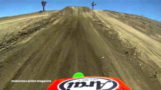 5. Motocross Action's First Ride on the 2014 Kawasaki KX250f