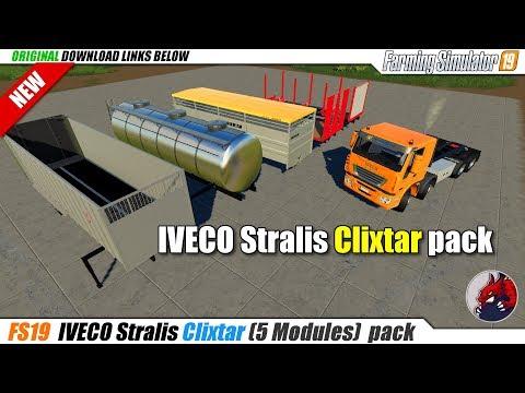 Clixtar Pack v19.1