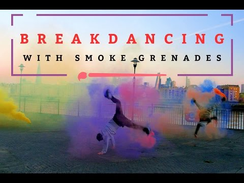 Smoking Hot Breakdance Moves